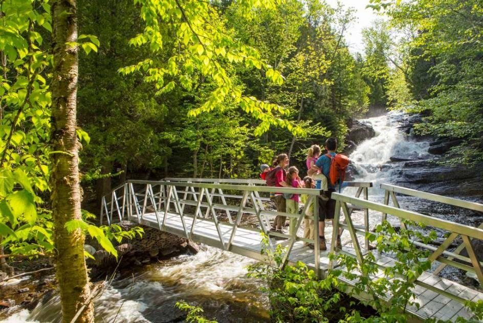 Le Parc national du Lac-Témiscouata reçoit un prix d'excellence