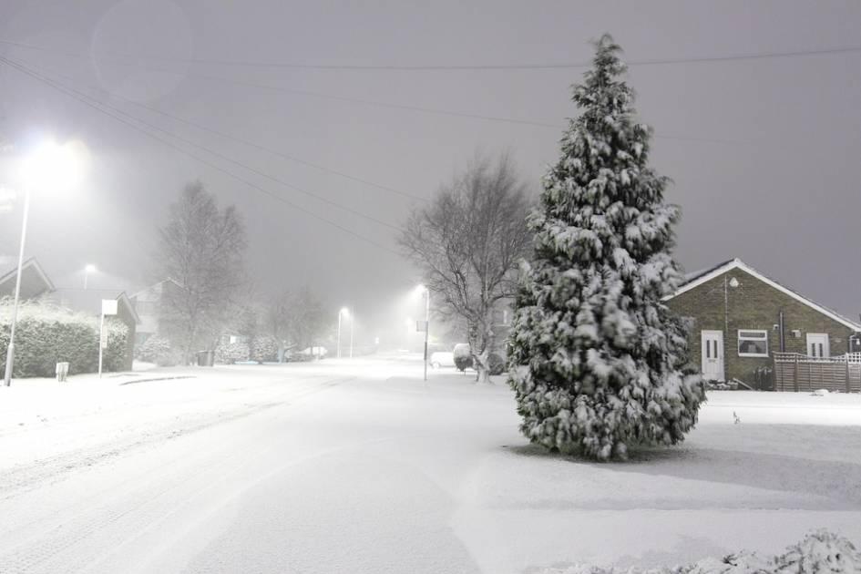 Tempête de neige au Québec : le nord du fleuve sera le plus touché