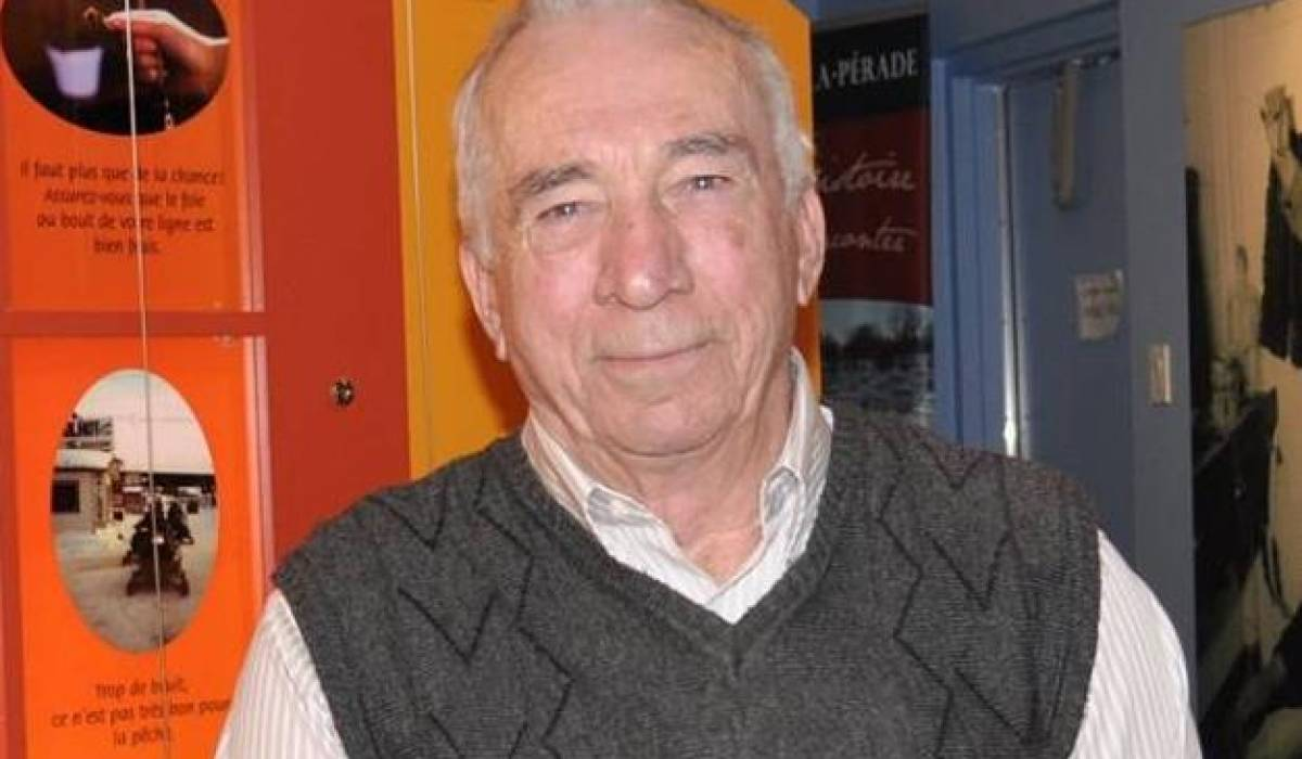Mauricie: décès de Guy Paul Brouillette, bien connu dans le milieu de la pêche