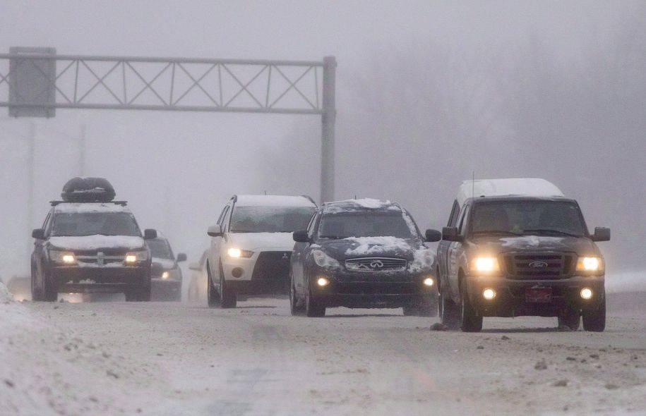 Selon CAA Québec, un véhicule sur quatre n'est pas prêt pour la neige