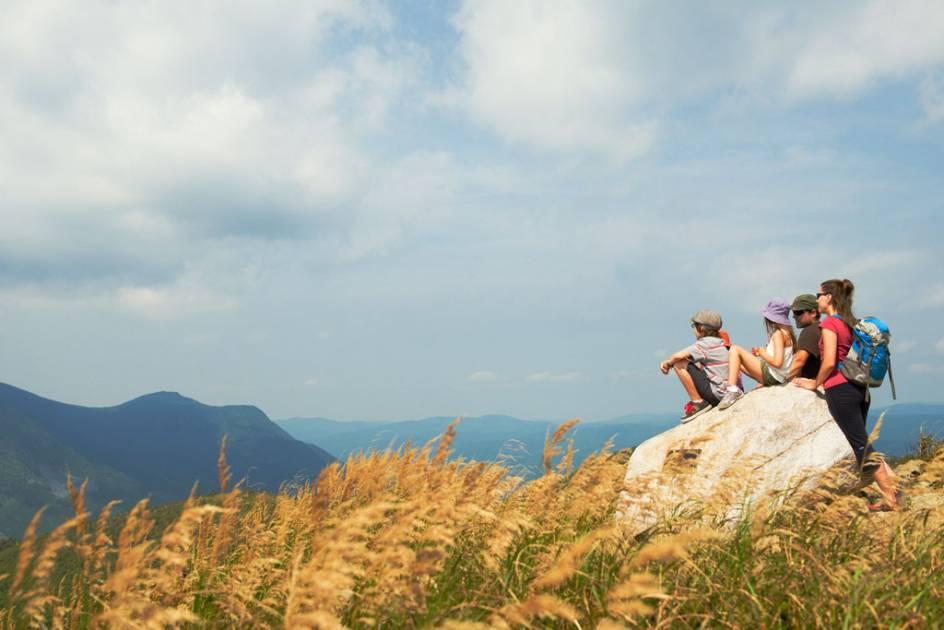 Un excellent bilan pour la saison estivale au Parc national de la Gaspésie