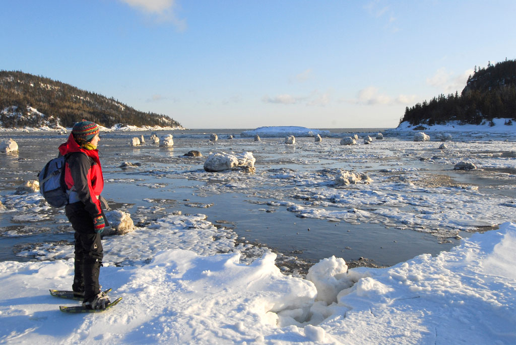 Le parc national du Bic sera encore plus accessible cet hiver