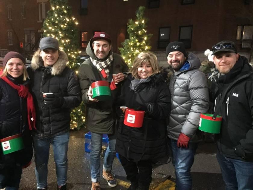 Soyez généreux pour la grande guignolée des médias au Québec