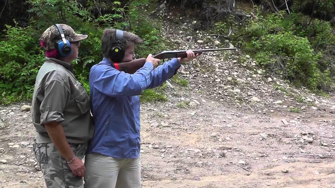 Un programme d'initiation à la chasse et à la pêche offert aux femmes