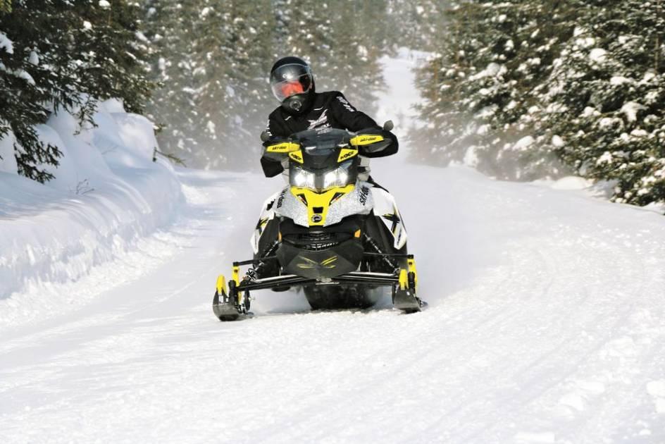 Le froid arrive enfin au grand plaisir des motoneigistes