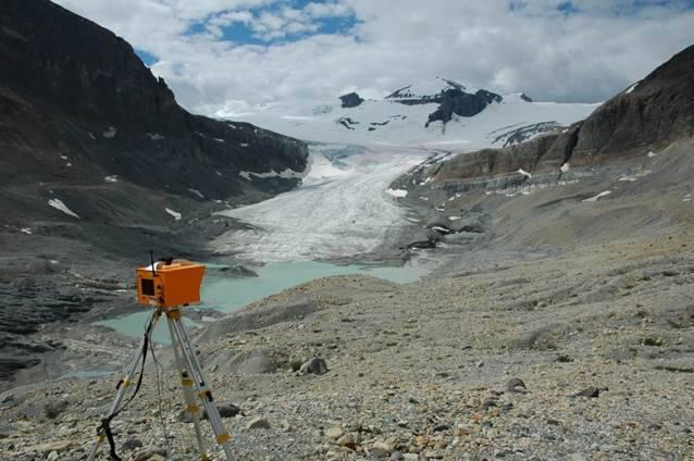 Les changements climatiques font fondre les glaciers de l'Ouest canadien