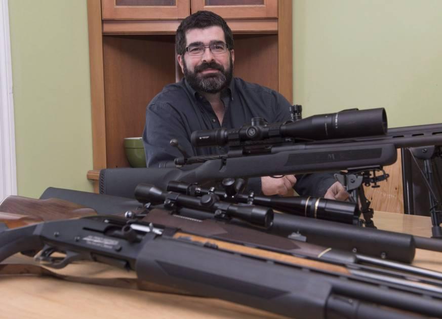 Registre québécois des armes à feu: Guy Morin persiste et signe