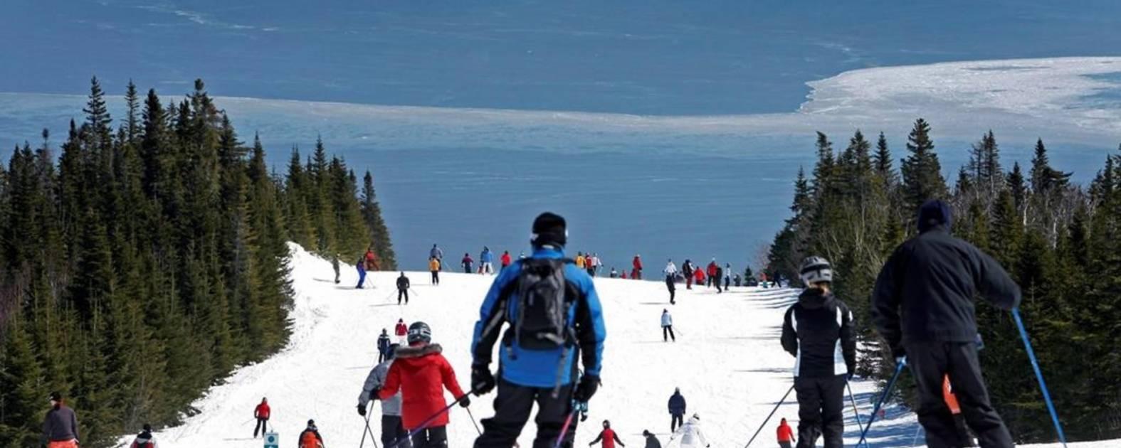 Un tempsdes Fêtes fort occupé pour les stations de ski du Québec