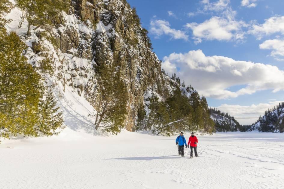 La Sépaq propose sa 3e Journée d'hiver ce samedi au Québec