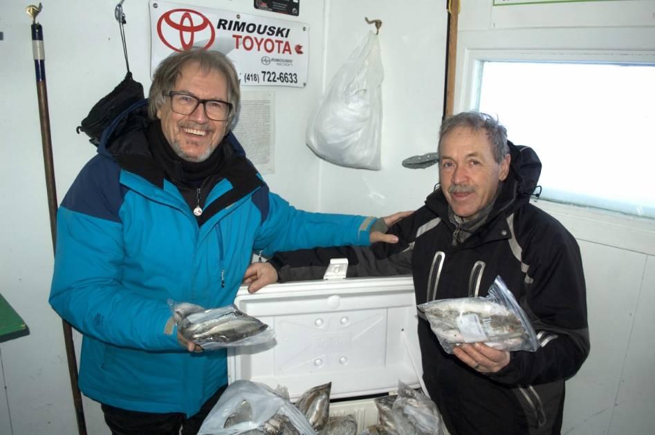 « Pêche humanitaire Michel-Daigle » : les pêcheurs toujours aussi généreux