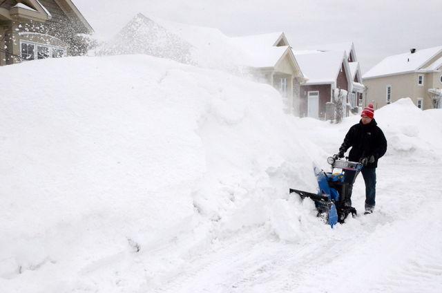 Environnement Canada a émis des veilles de tempête hivernale pour le Québec