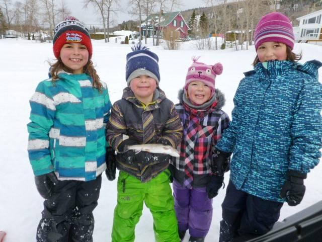 Le 13e Tournoi de pêche blanche est de retour au Lac St-Mathieu
