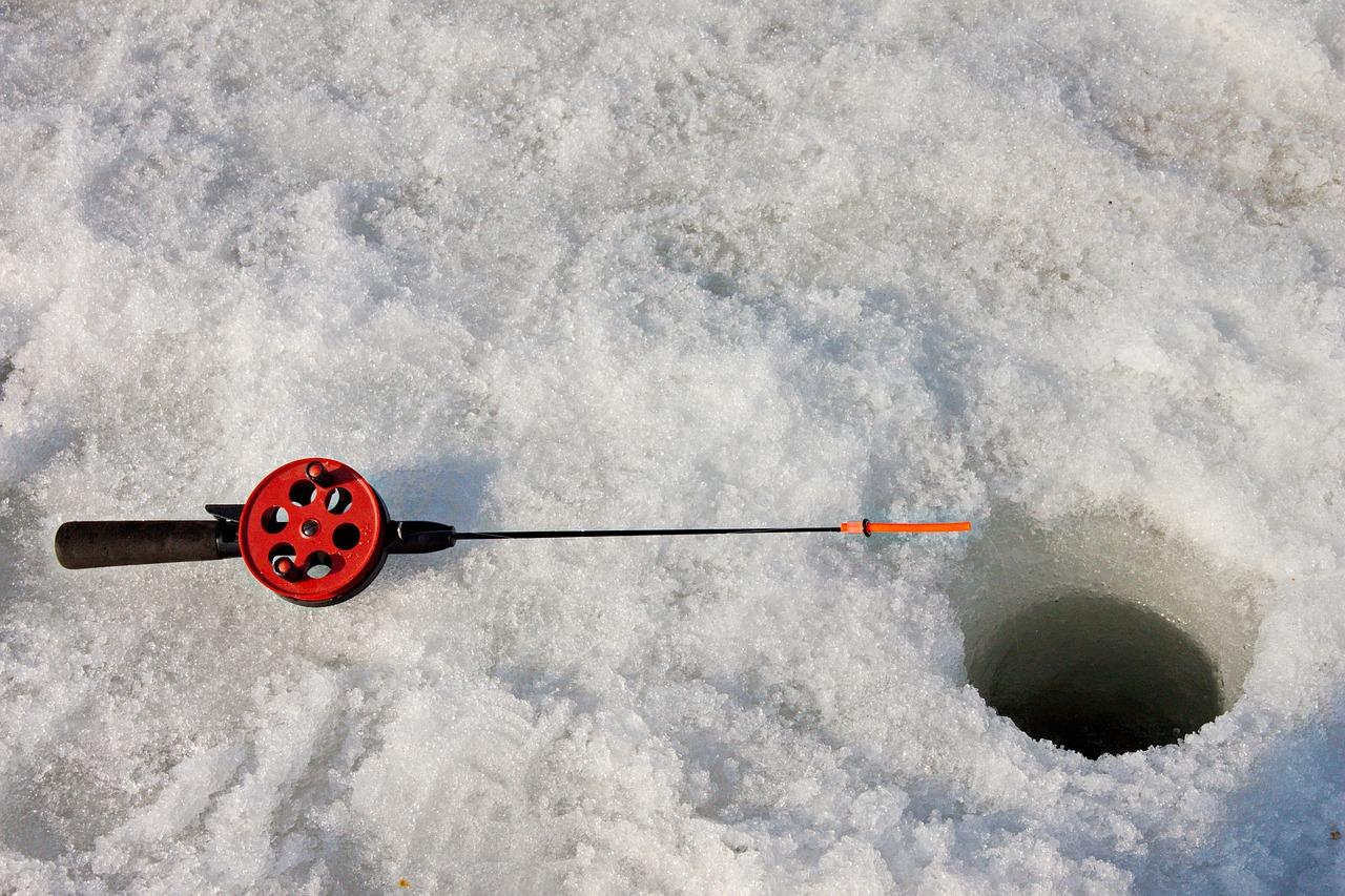 Saguenay-Lac-Saint-Jean- Ouverture à la pêche d'hiver du lac Xavier