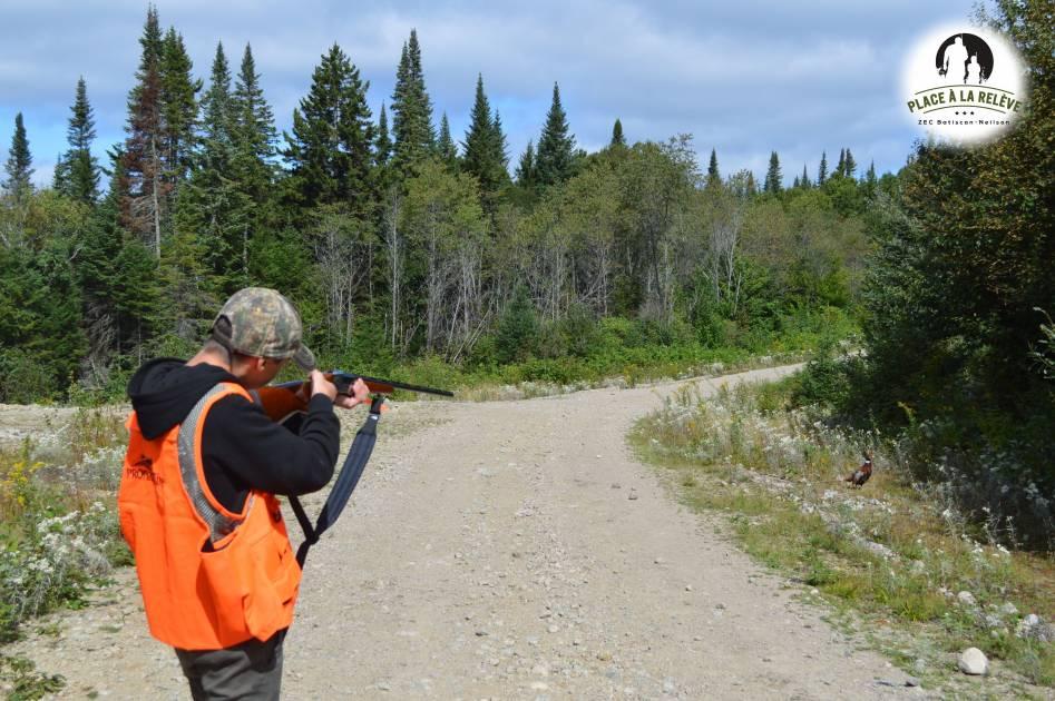 Cours du Certificat du chasseur : inscription maintenant en ligne