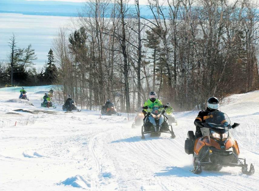 Le trait d'union entre l'ouest et l'est du Québec
