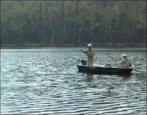 Les limites de prise et les périodes de pêche maintenant disponibles!