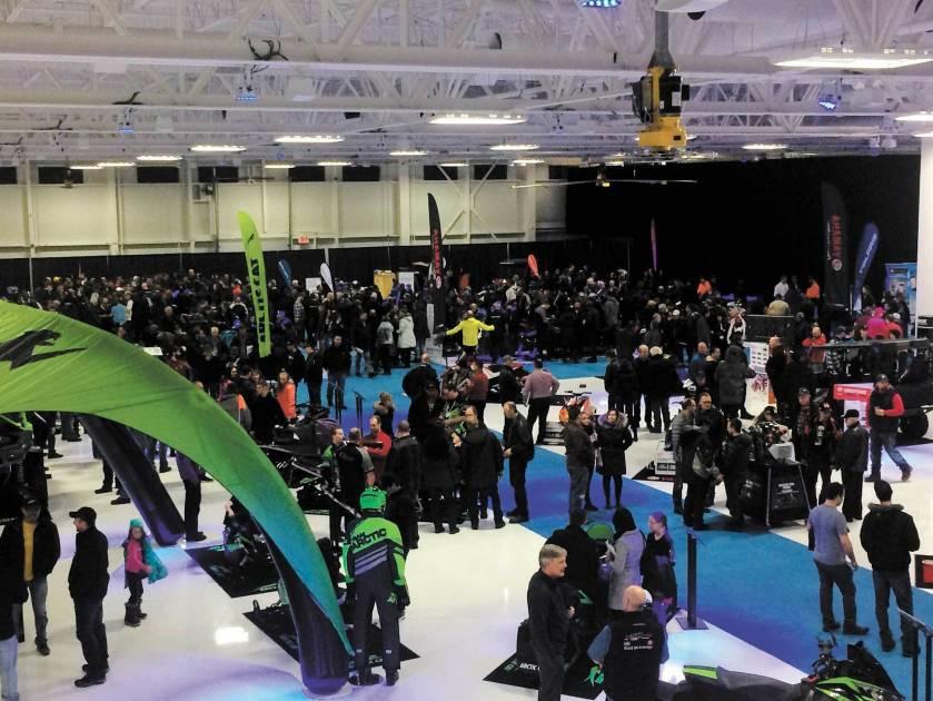 Rendez-vous unique pour les amateurs de motoneige à Québec