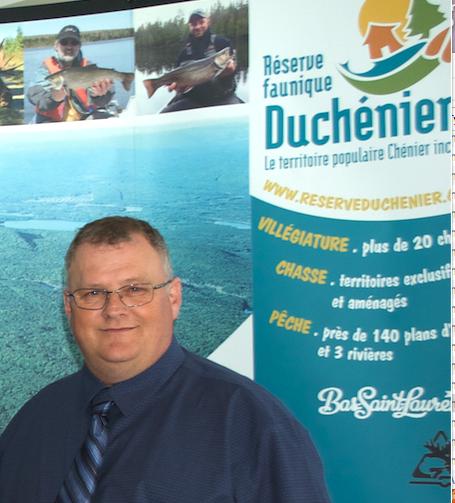 Mario Ross amorce la transformation majeure de la réserve Duchénier