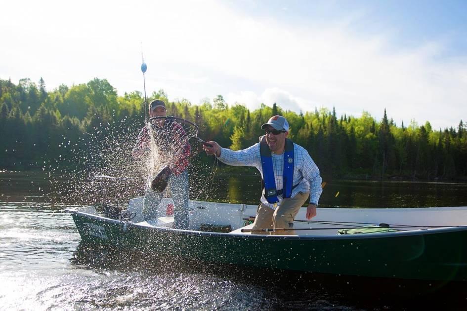 Ouverture des réservations de pêche à la journée pour l'été 2019