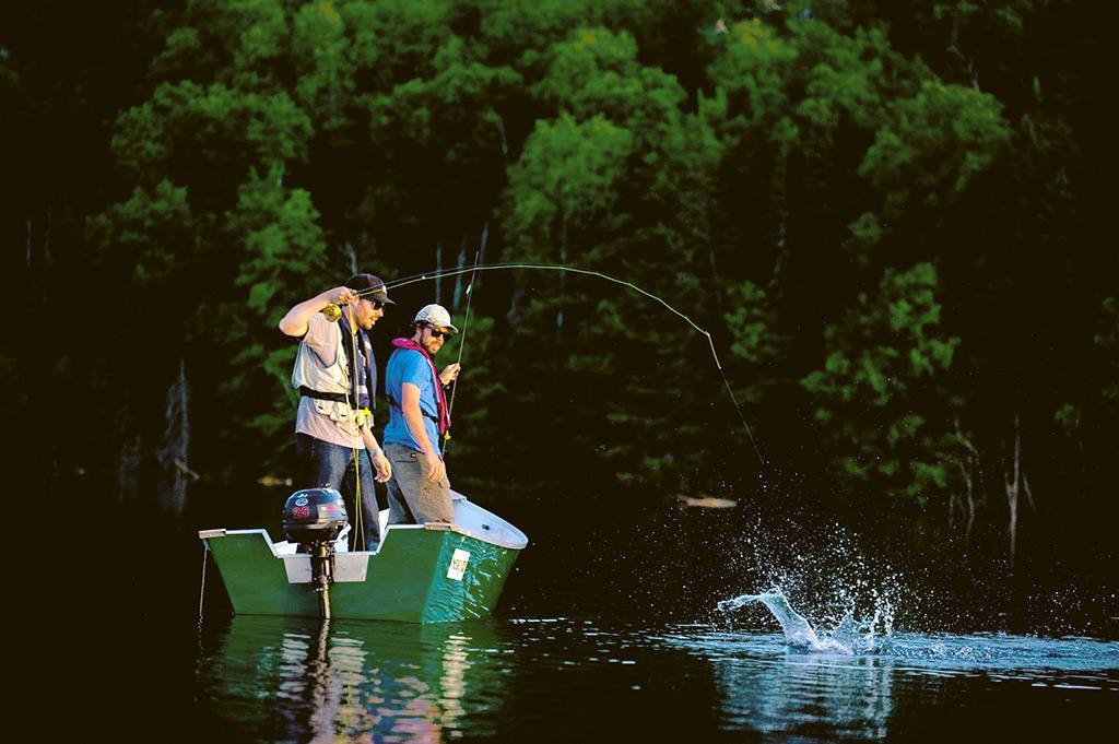 Des voyages de pêche d'une vie offerts par la Sépaq