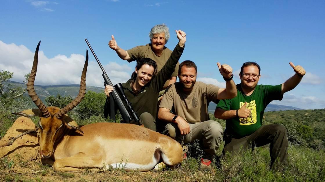 Vivre une expérience de chance unique en Afrique du Sud