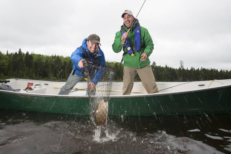 Ouverture des réservations de pêche avec hébergement pour la saison 2020