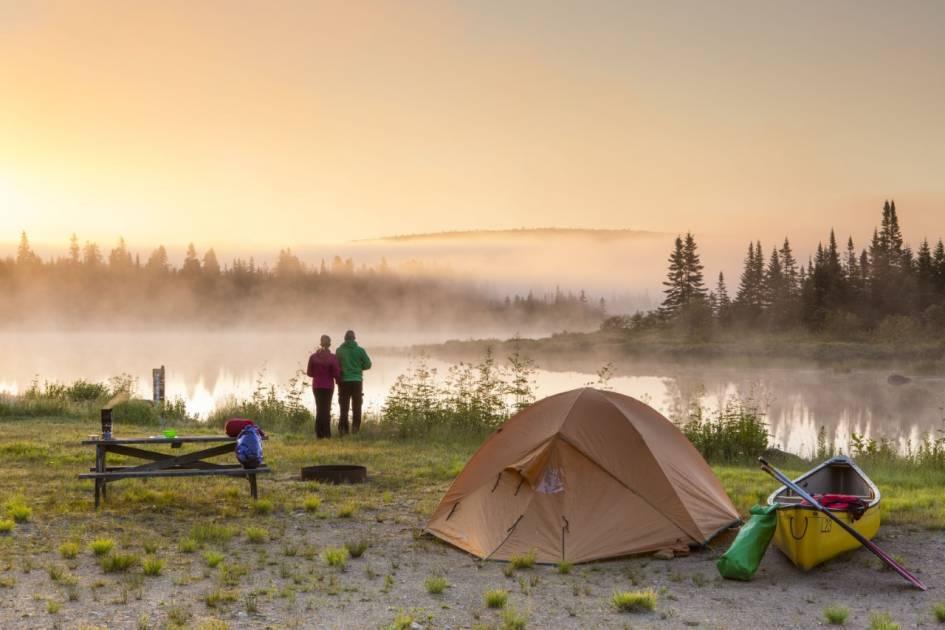Camping et prêt-à-camper pour 2020: ouverture des réservations