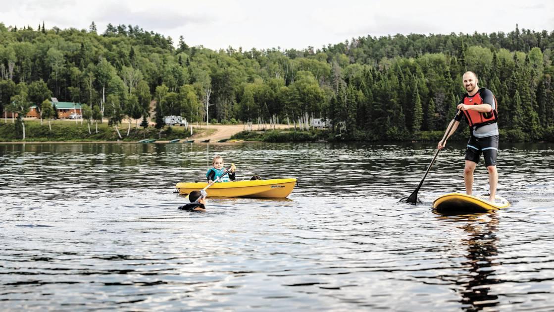 Beaucoup plus qu'une partie de pêche pour de nombreux amateurs de plein air