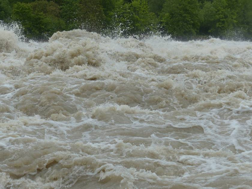 Fonte des neiges et pluie en Outaouais: risque de niveaux d'eau très élevés