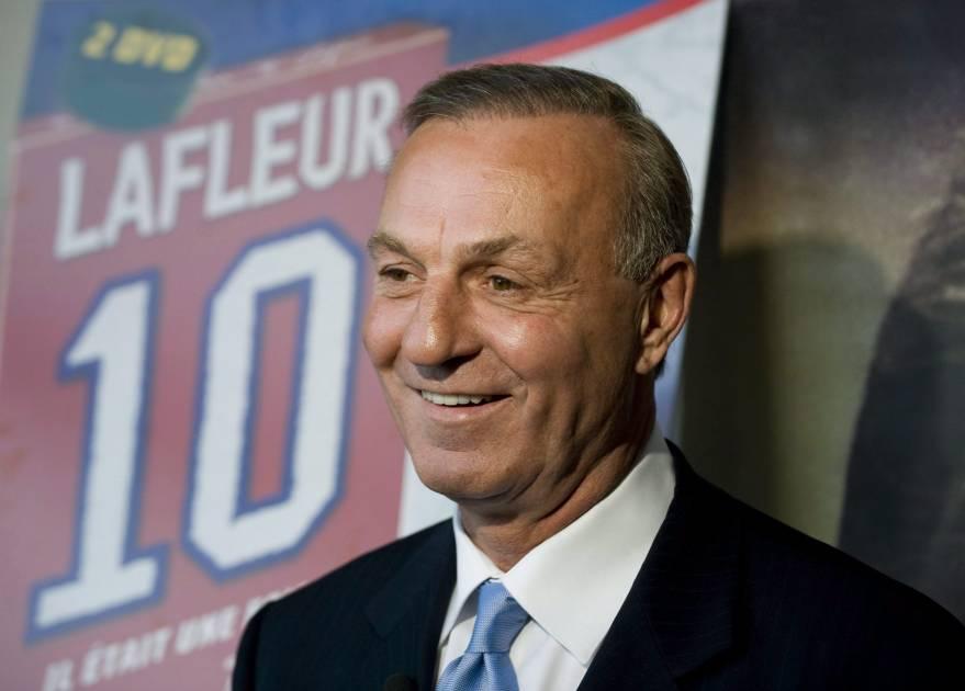 L'ex hockeyeur Guy Lafleur donne des pièces au Musée de l'arme et du bronze
