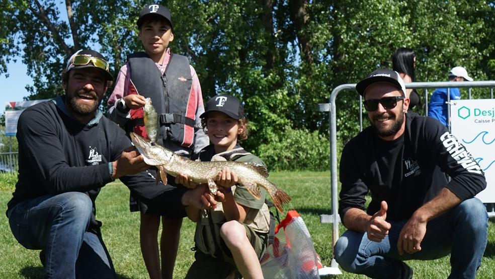 Une fête de la pêche qui valorise le fleuve Saint-Laurent