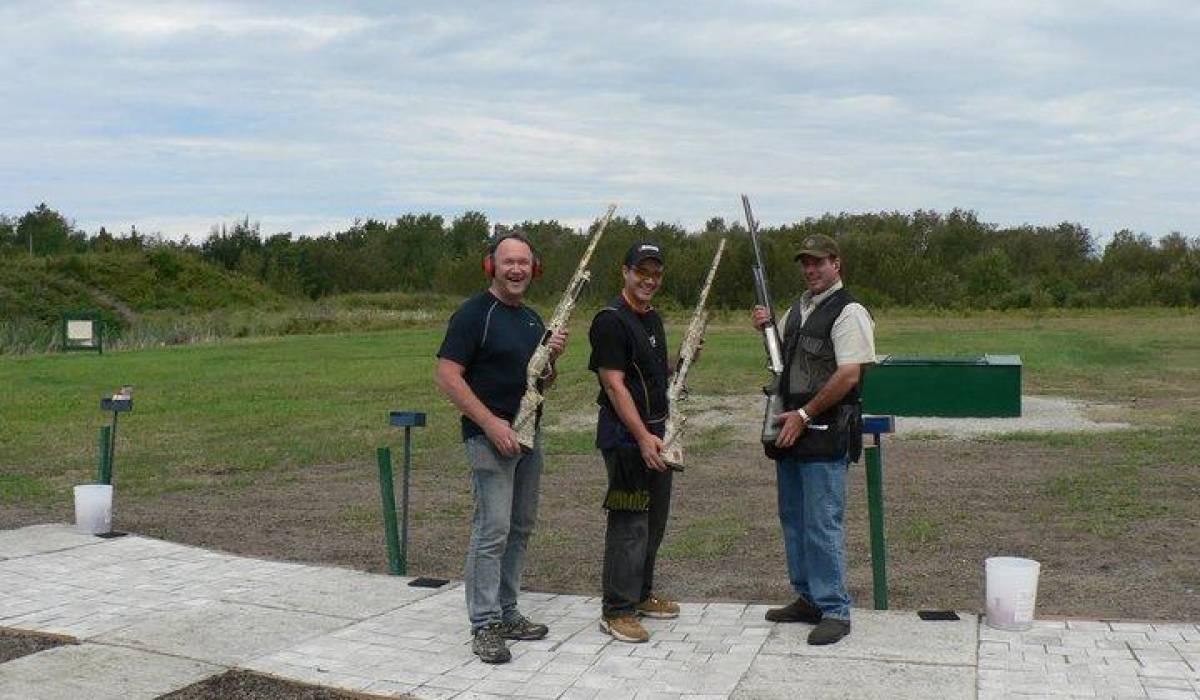 Le Club de tir du Bas-Saint-Laurent vous accueille tout l'été!