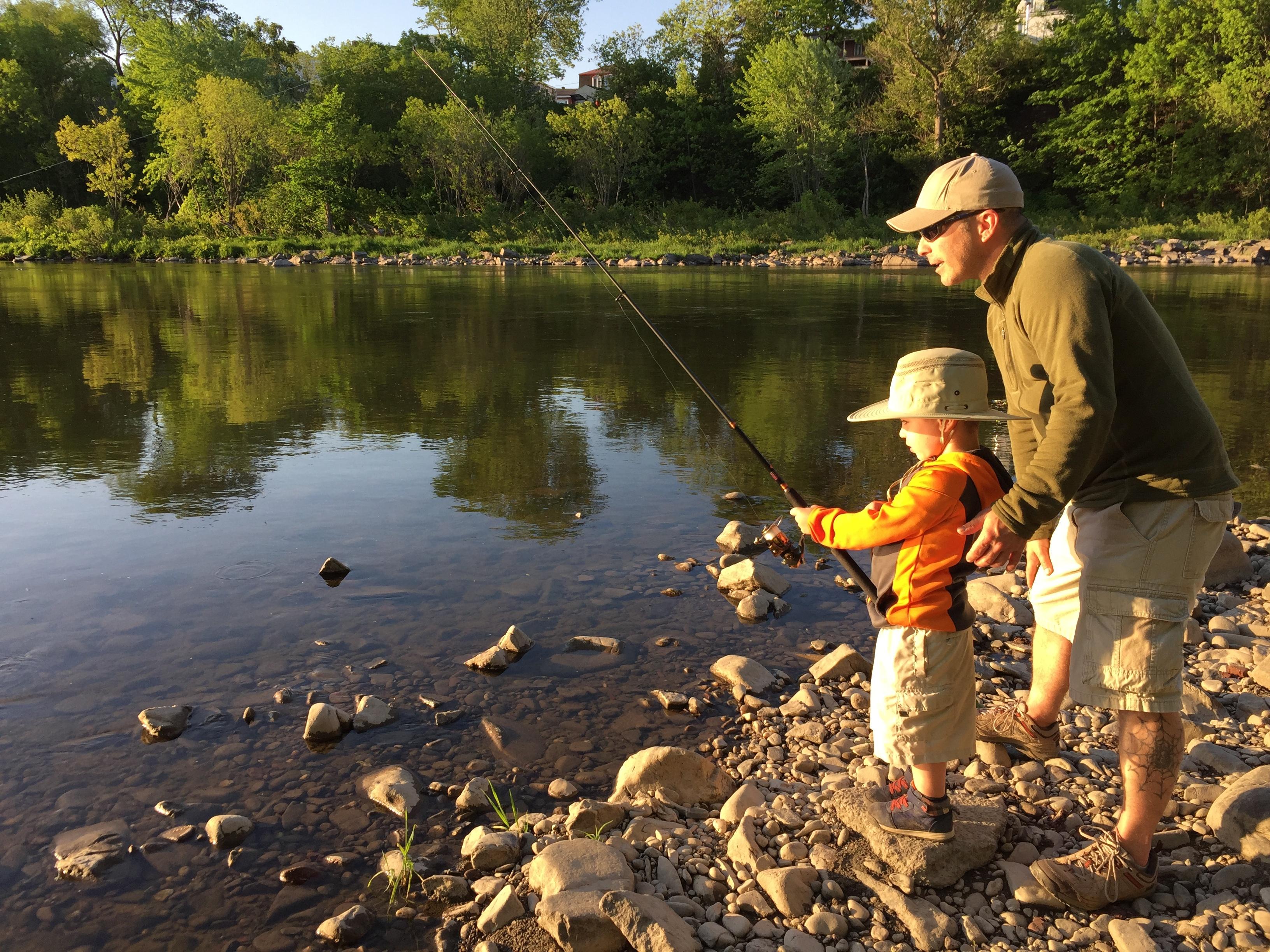 Célébrons les 20 ans de la Fête de la pêche cette fin de semaine