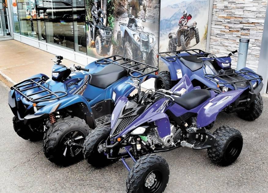 Yamaha, tout un éventail de modèles pour les amateurs