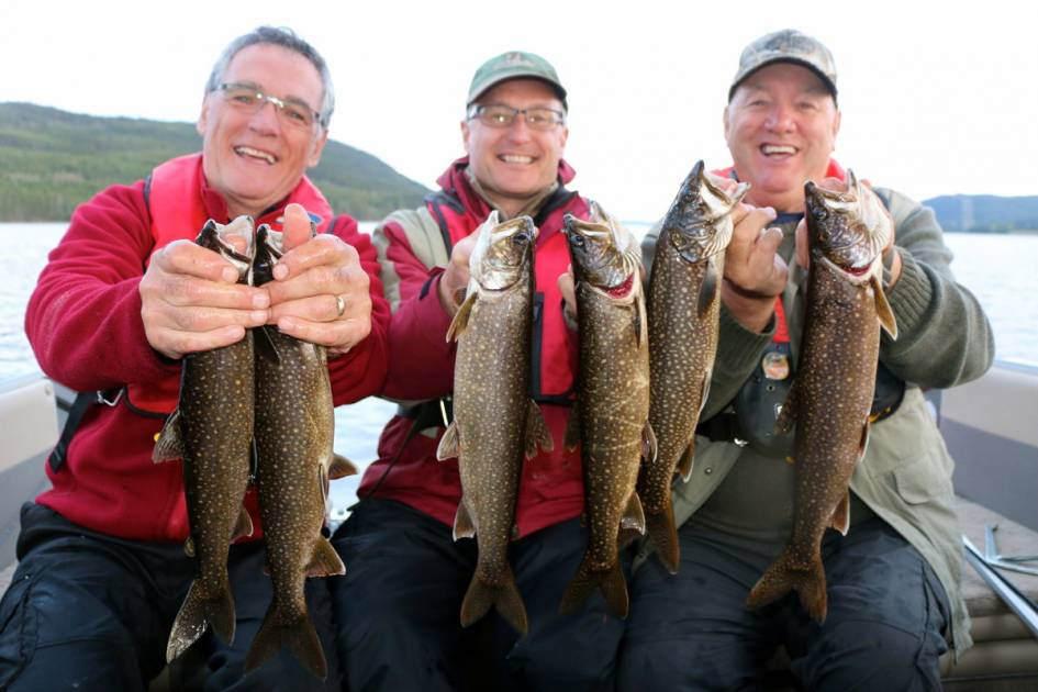 L'Étape cache un secret bien gardé pour les pêcheurs