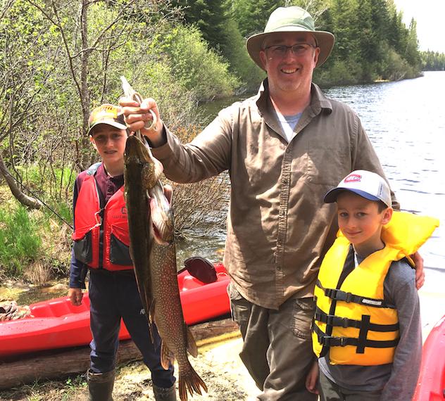 Lancer bientôt sa ligne lors du 6e Tournoi de pêche du Lac Taureau