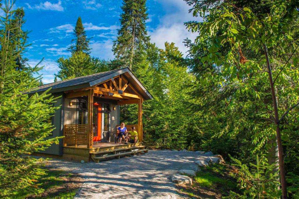 Des investissements de 4,2 M$ pour mettre en valeur le parc du Mont-Tremblant