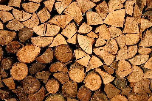 Un permis nécessaire pour récolter du bois de chauffage public