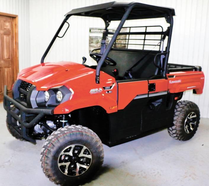 Kawasaki mise sur la stabilité pour sa gamme de produits