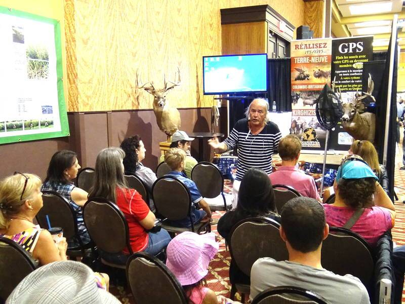 Vives réactions pour la fin du Salon Chasse Pêche Plein Air de Rimouski