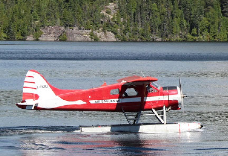 Écrasement d'Air Saguenay: les opérations sont interrompues par le mauvais temps