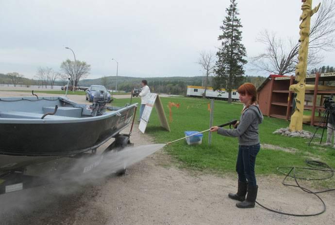 Des méthodes efficaces pour inspecter et bien nettoyer son embarcation