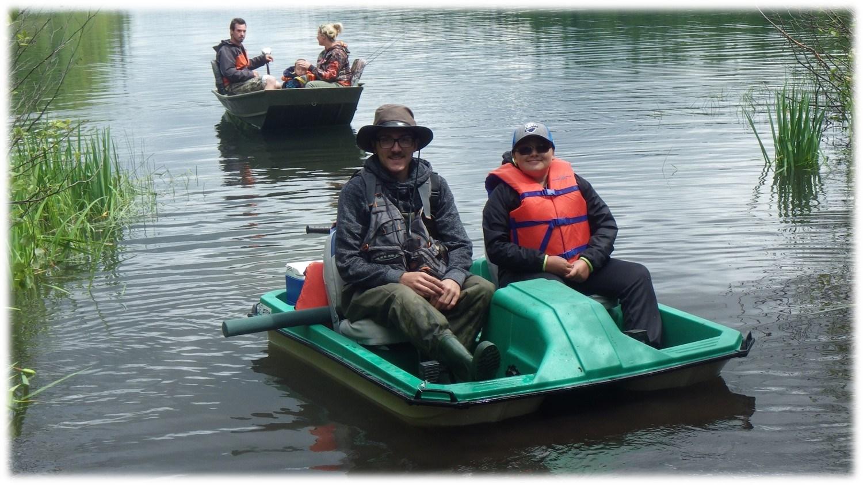 Fermeture de la pêche sportive au lac Florentien pour la saison 2019