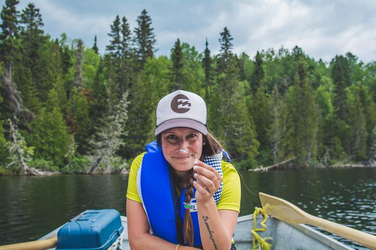 Retour aux sources à la ZEC Buteux-Bas-Saguenay