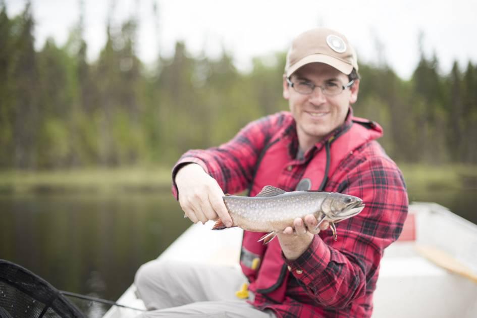 Pêche à la journée: 50 pour cent de rabais sur l'embarcation à la Sépaq