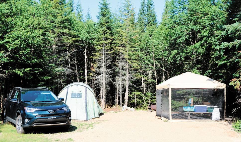 Une application pour économiser dans les terrains de camping