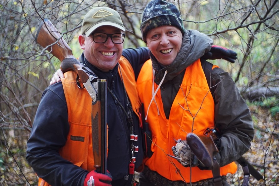 La chasse avec chien, un plaisir à partager