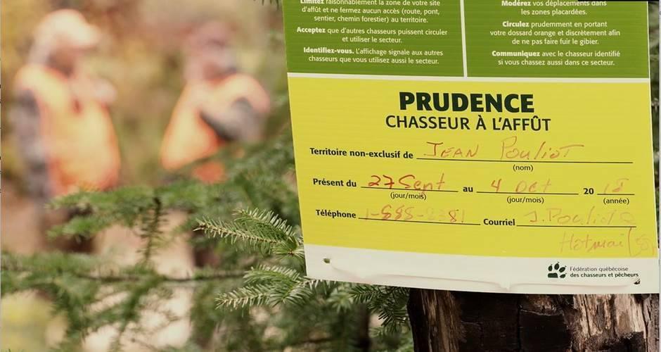 Lancement d'une nouvelle vidéo sur le respect entre utilisateurs de la forêt