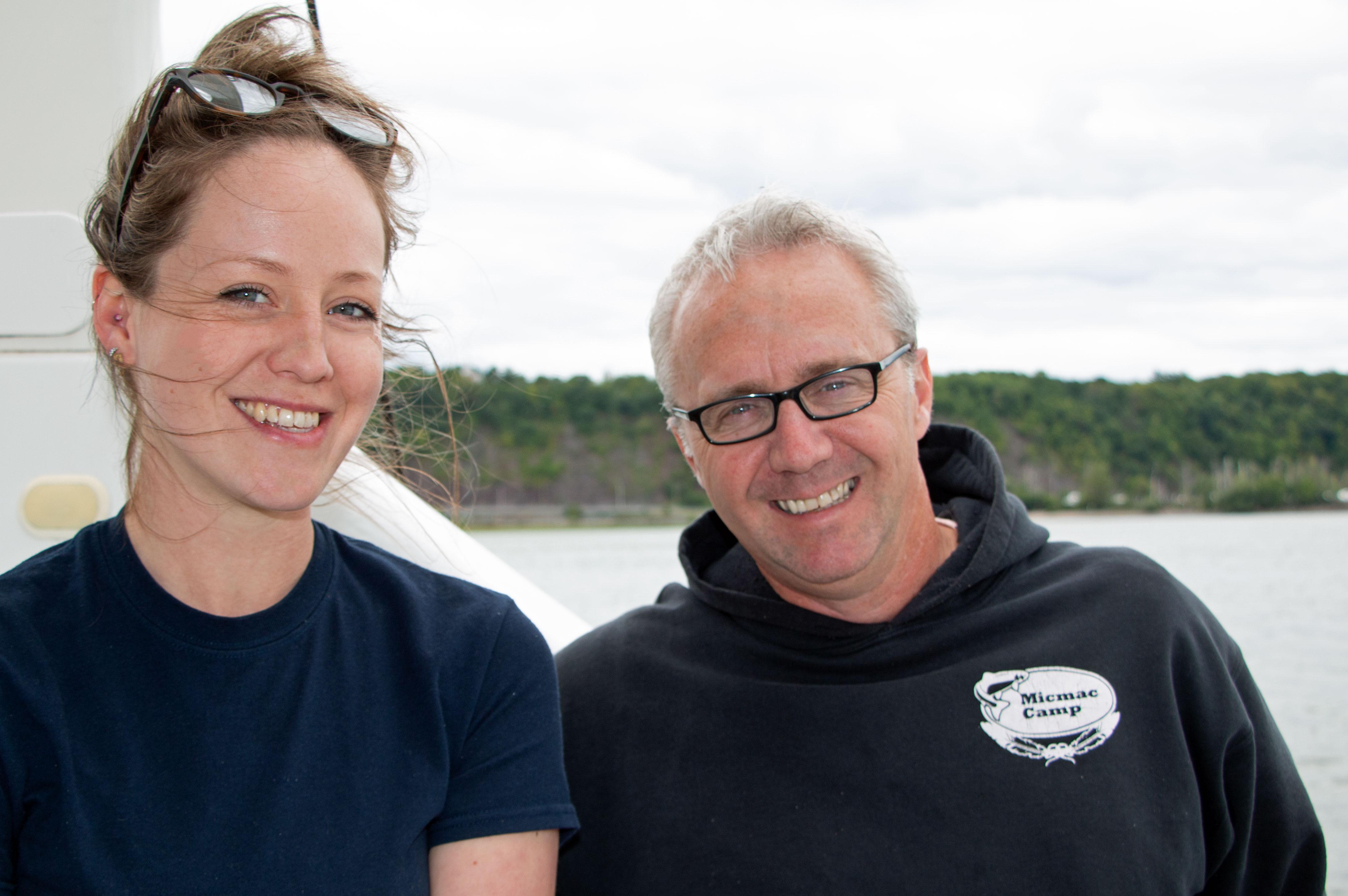 Une nouvelle directrice pour la Fédération québécoise pour le saumon atlantique