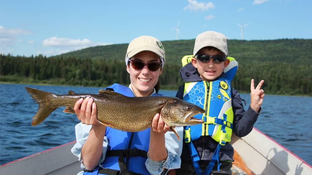Les pourvoiries du Québec ont connu une excellente saison de pêche en 2019